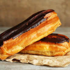 Happy Chocolate Eclair Day