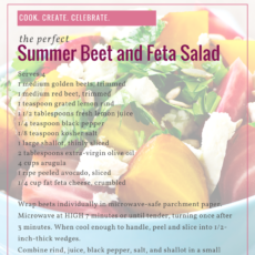 Summer Beet and Feta Salad (1)