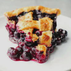 Happy Blueberry Pie Day!