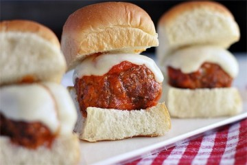 meatball-sliders