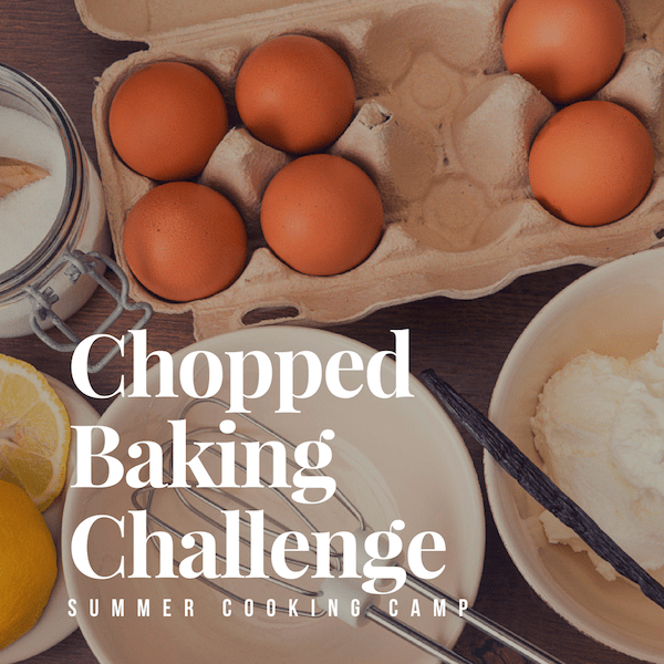Chopped Baking Challenge