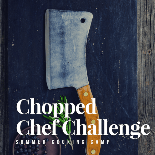 Chopped Chef Challenge
