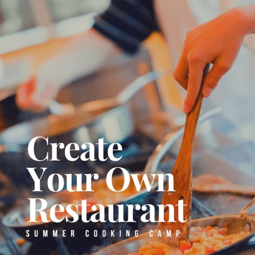Create Your Own Restaurant