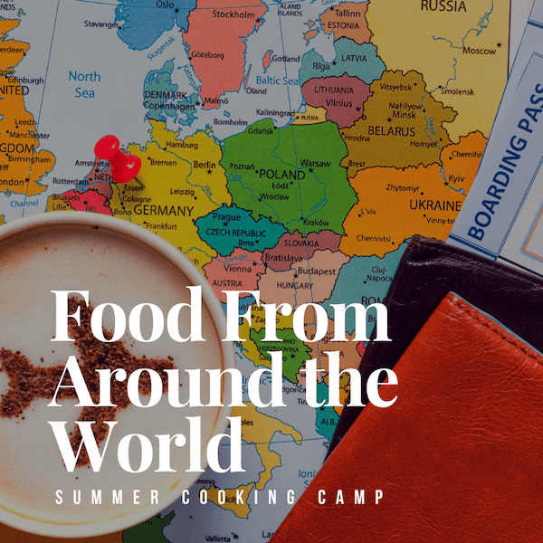 Food from Around the World