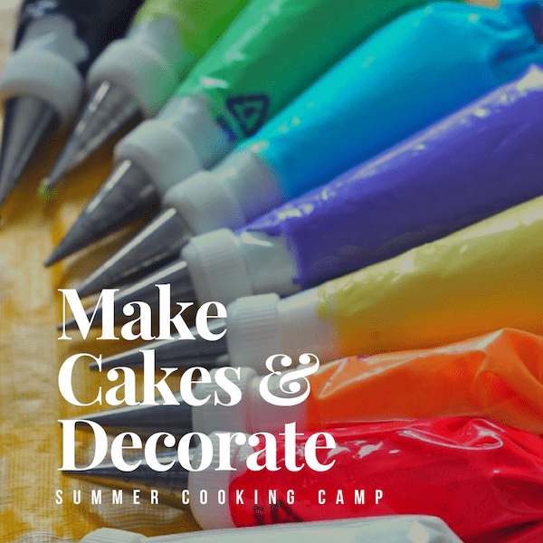 Make Cakes & Decorate