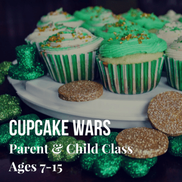 Parent & Child Cupcake Wars (1)