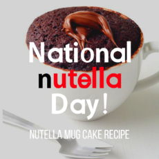 National Nutella Day!
